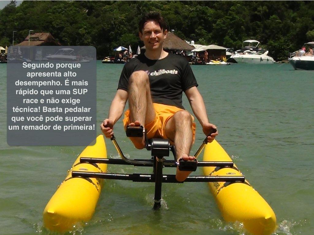 Saiba como o Bikeboat irá agregar muito valor para o seu negócio!